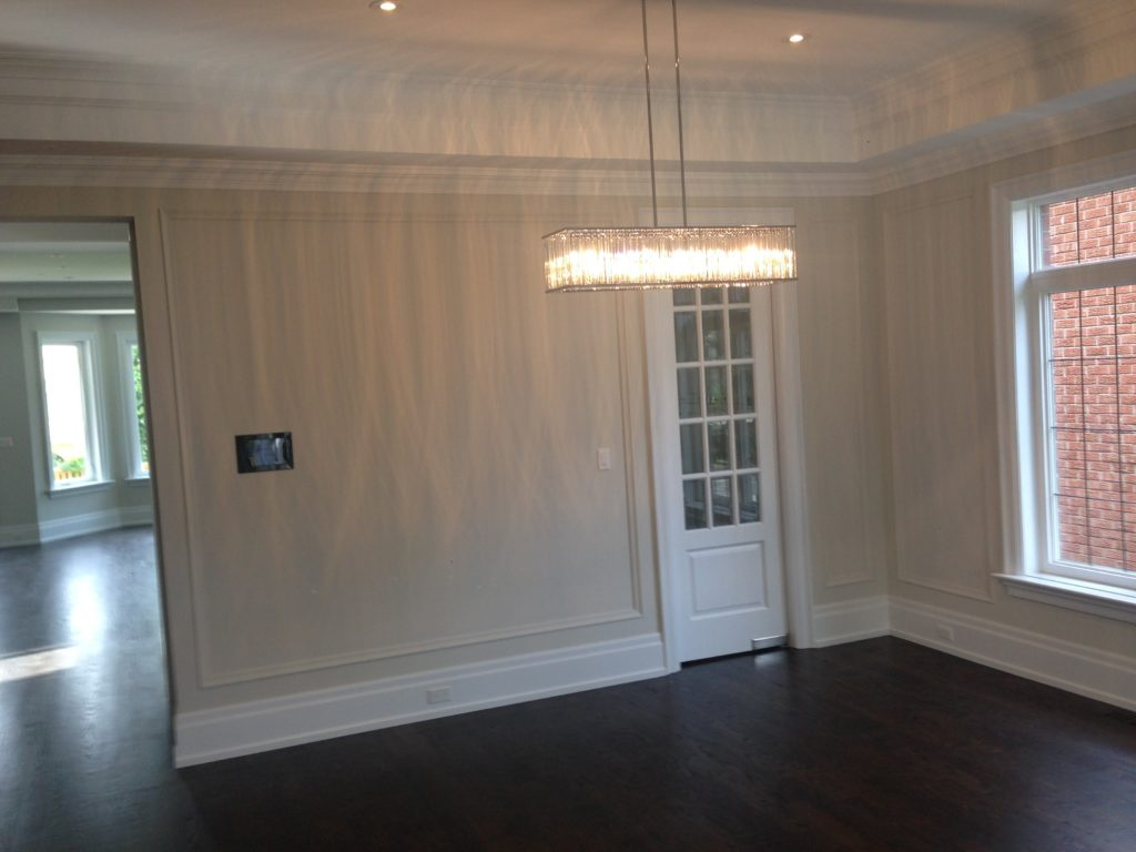 SK Painting - Interior Painting - Residential - Toronto