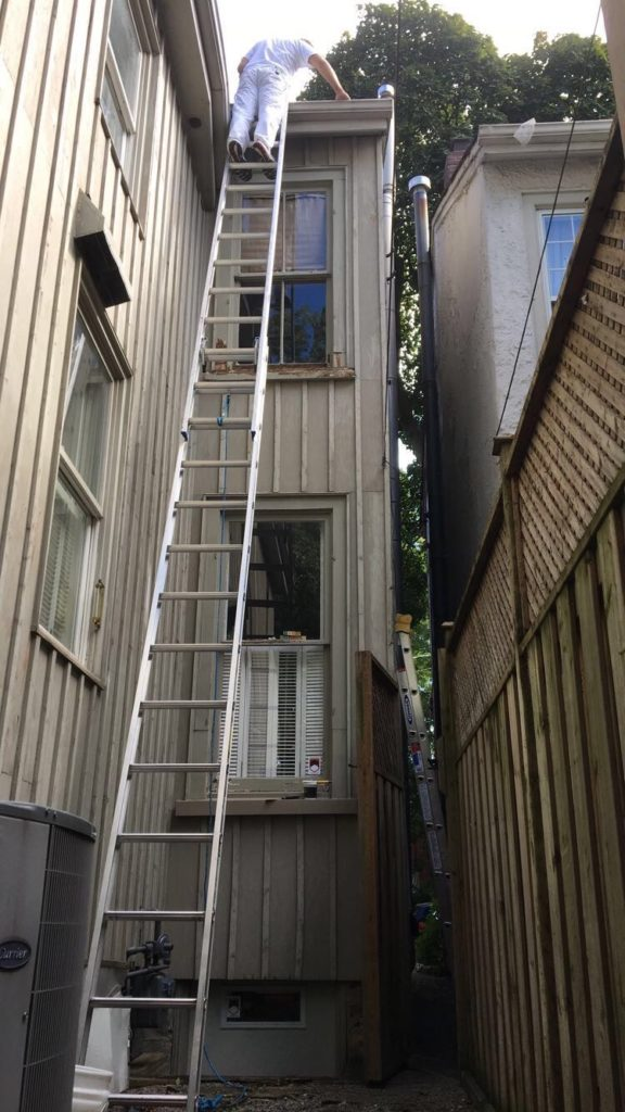 SkPainting - Exterior Projects - Toronto