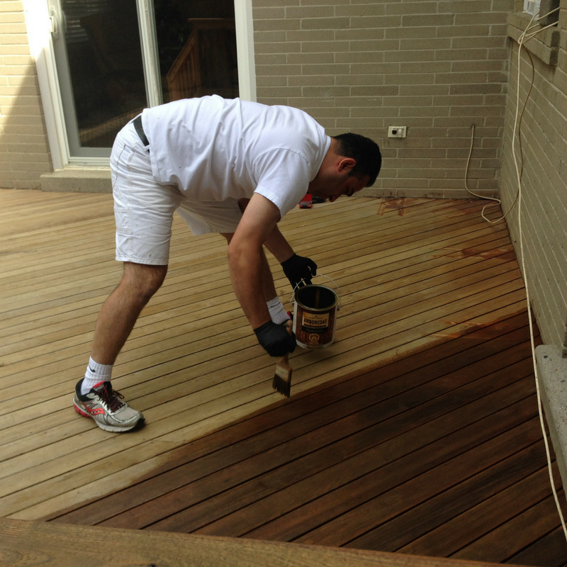 SK Painting Residential Exterior and Patios